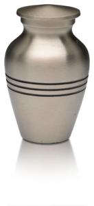 Cremation Urns - Pewter, Brass, Wooden, Marble.