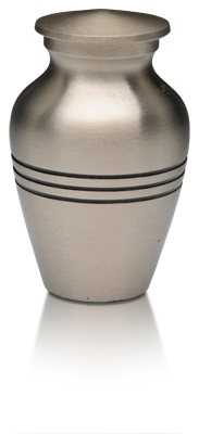Cremation Urns - Pewter, Brass, Wooden, Marble.