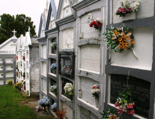 Mausoleums, Italian & Jewish Memorials